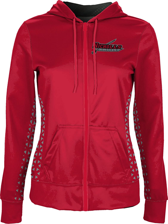 Zoom ProSphere Nicholls State University Girls Pullover Hoodie School  Spirit Sweatshirt Active Active Sweatshirts