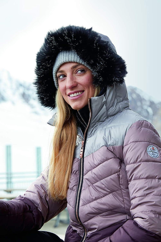 killtec Brinley Veste de Ski /à Capuche Femme