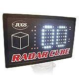 Jugs Radar Cube - Sports Radar. Clock speeds from