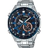 Casio Edifice Analog-Digital Black Dial Men's Watch - ERA-600DB-1AVUDF (EX419)