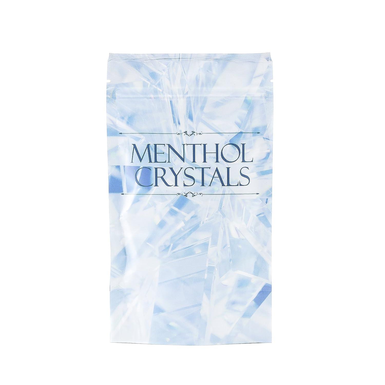 Menthol Crystals 100g Biorigins RMMENTCRYS100