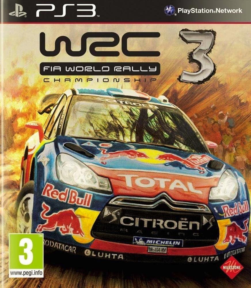WRC 3 : FIA World Rally Championship [Importación francesa]: Amazon.es: Videojuegos