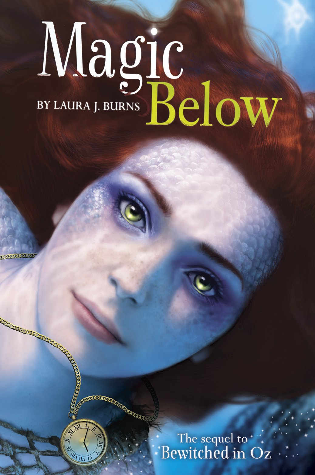 Download Magic Below (Bewitched in Oz) pdf epub