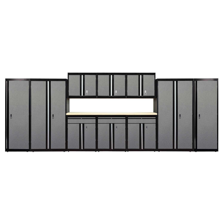 Sandusky Lee GS11-M9 Welded Garage Storage System (Pack of 11)