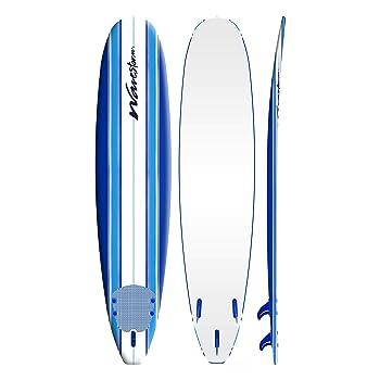 Wavestorm 9' Classic Pinline Longboard Surfboard