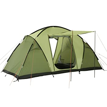 10T Weston 1030761428 Tent 4 People Green  sc 1 st  Amazon UK & 10T Weston 1030761428 Tent 4 People Green: Amazon.co.uk: Sports ...
