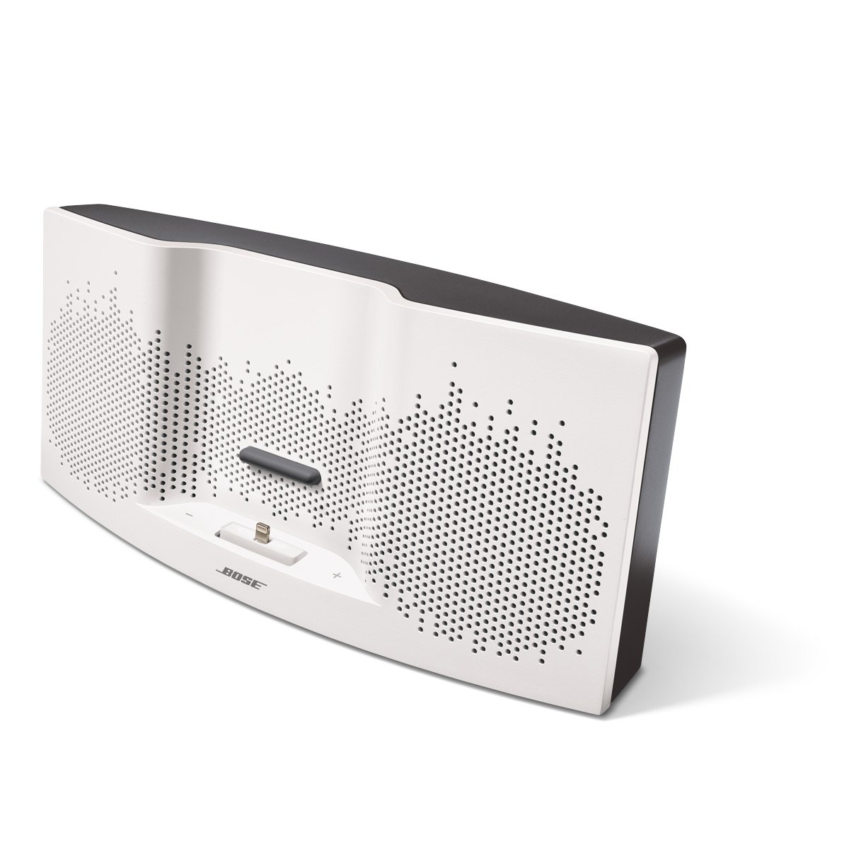 Bose ® SoundDock XT Lautsprecher weiß/dunkelgrau: Amazon.de: Audio ...