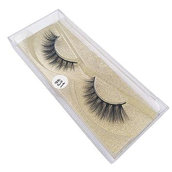 cca8af1d42c 1 pair mink eyelashes natural long 3d false lashes 1cm-1.5cm 3d mink lashes