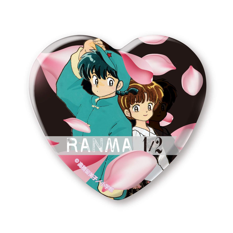 Amazon.com: Ranma 1/2 - Insignia en forma de corazón: Toys ...