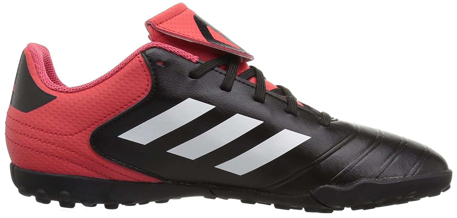 9ce9c6228030d Adidas Girls' COPA Tango 18.4 TF J, core Black/White/Real Coral, 2 M ...