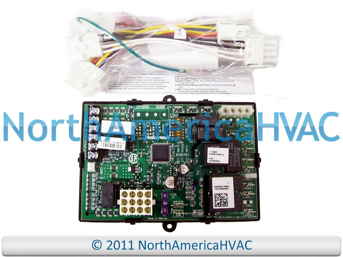 Replacement for Nordyne Furnace Fan Control Circuit Board 624591-B on