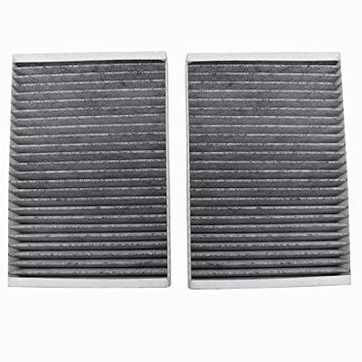 Beck Arnley 042-2104 Cabin Air Filter Set for select Mercedes-Benz models: Automotive