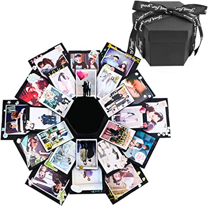 Surprise Love Explosion Box Explosion Gift Anniversary Scrapbook DIY Photo Album
