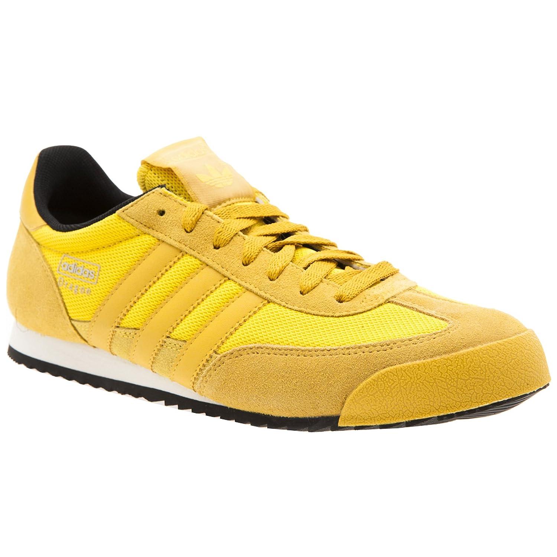 adidas dragon yellow