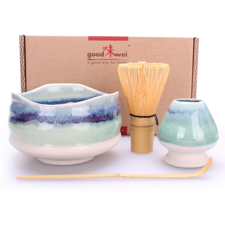 Goodwei Ensemble à thé Matcha Sumi (80) 585