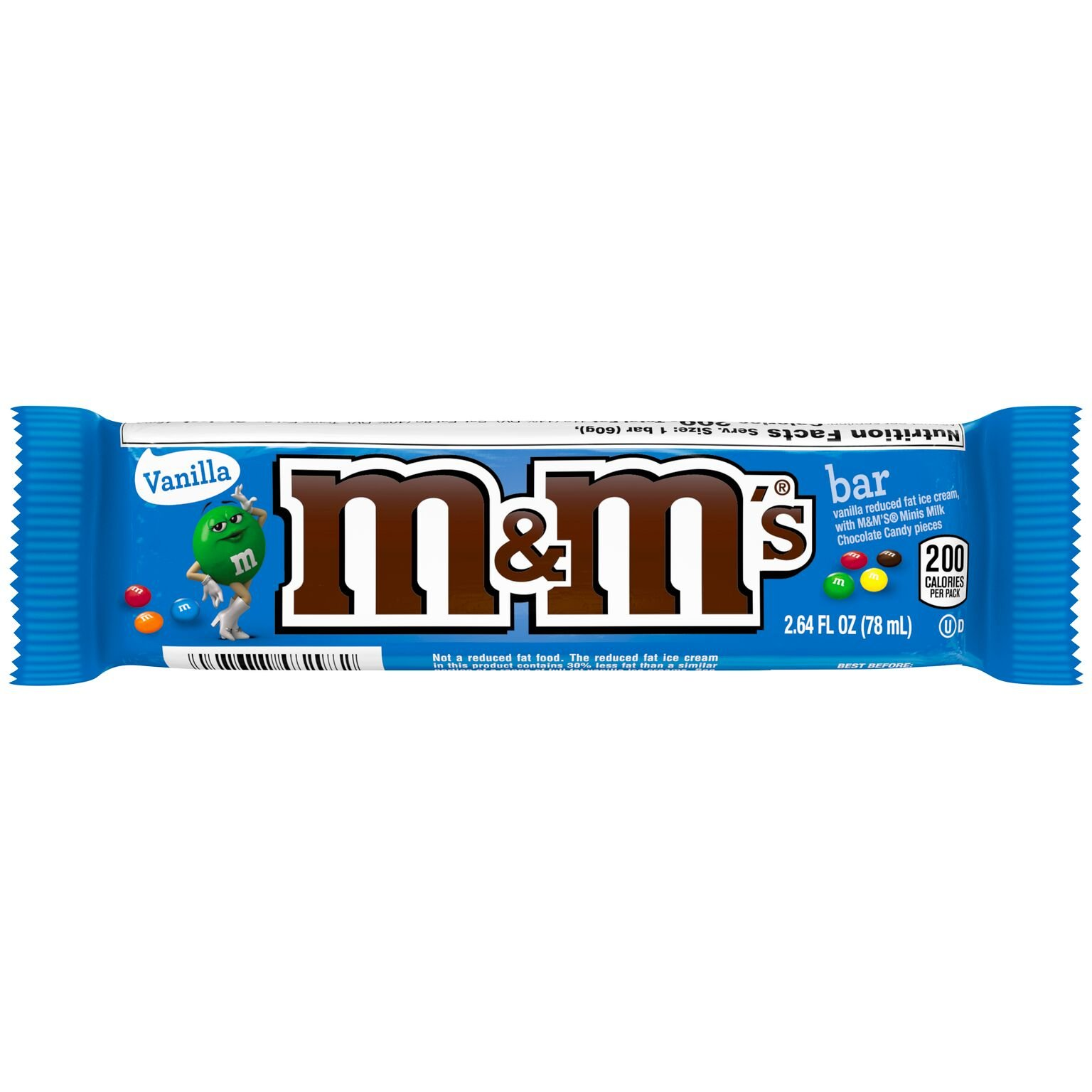 M&M'S Ice Cream Bar Single (24 Count)