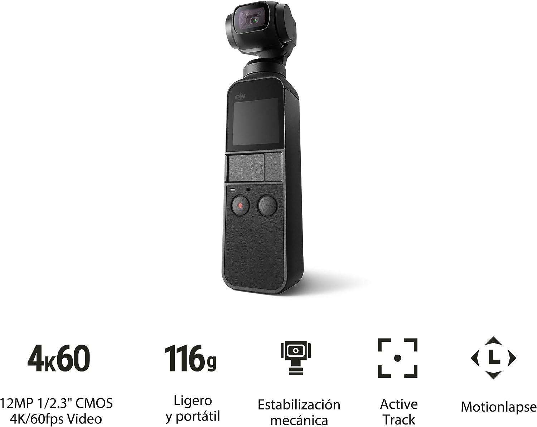 DJI Osmo Pocket Versión de Bolsillo: Amazon.es: Electrónica
