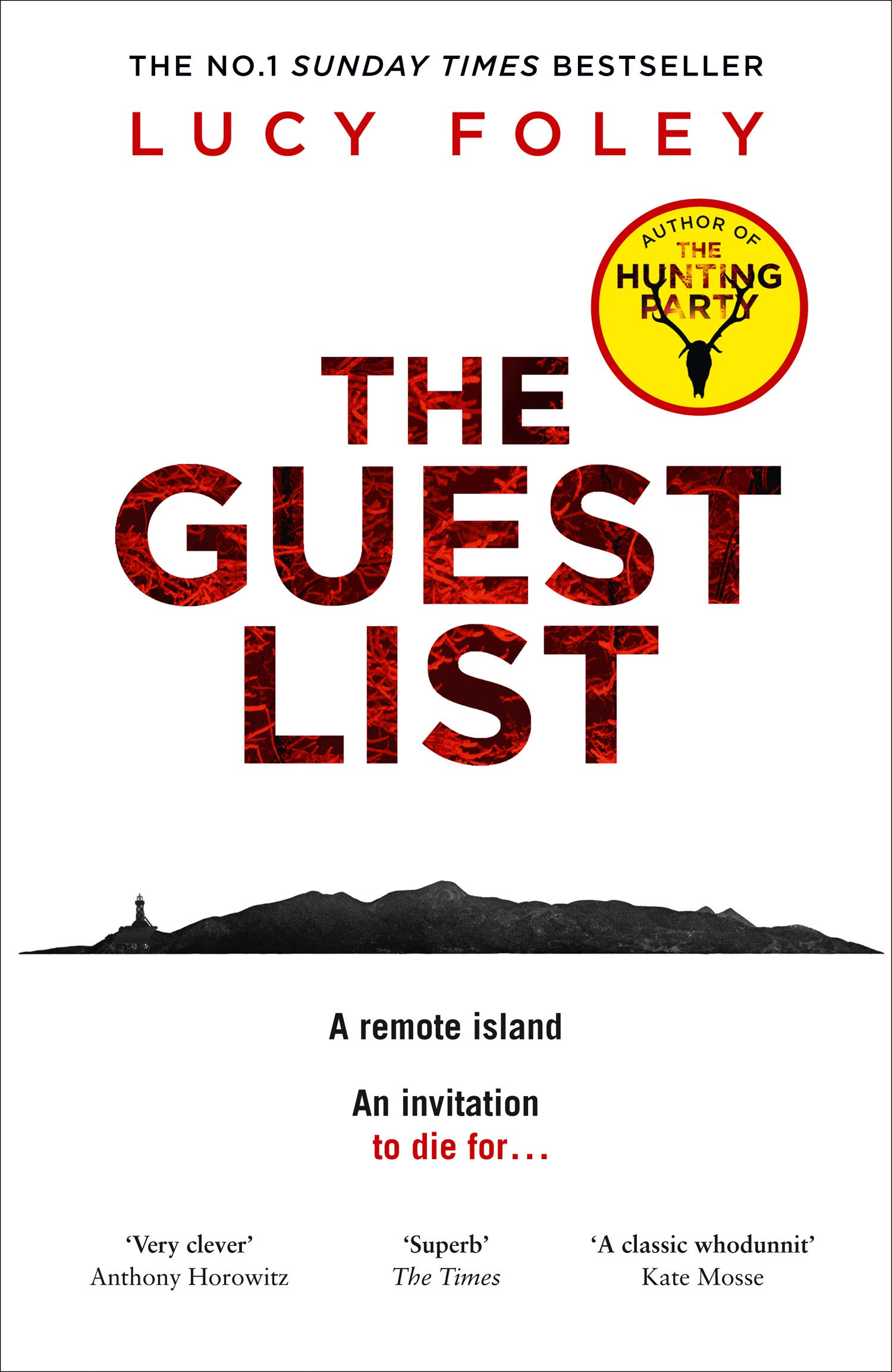 The Guest List: The Biggest Crime Thriller of 2020 from The No.1 ...