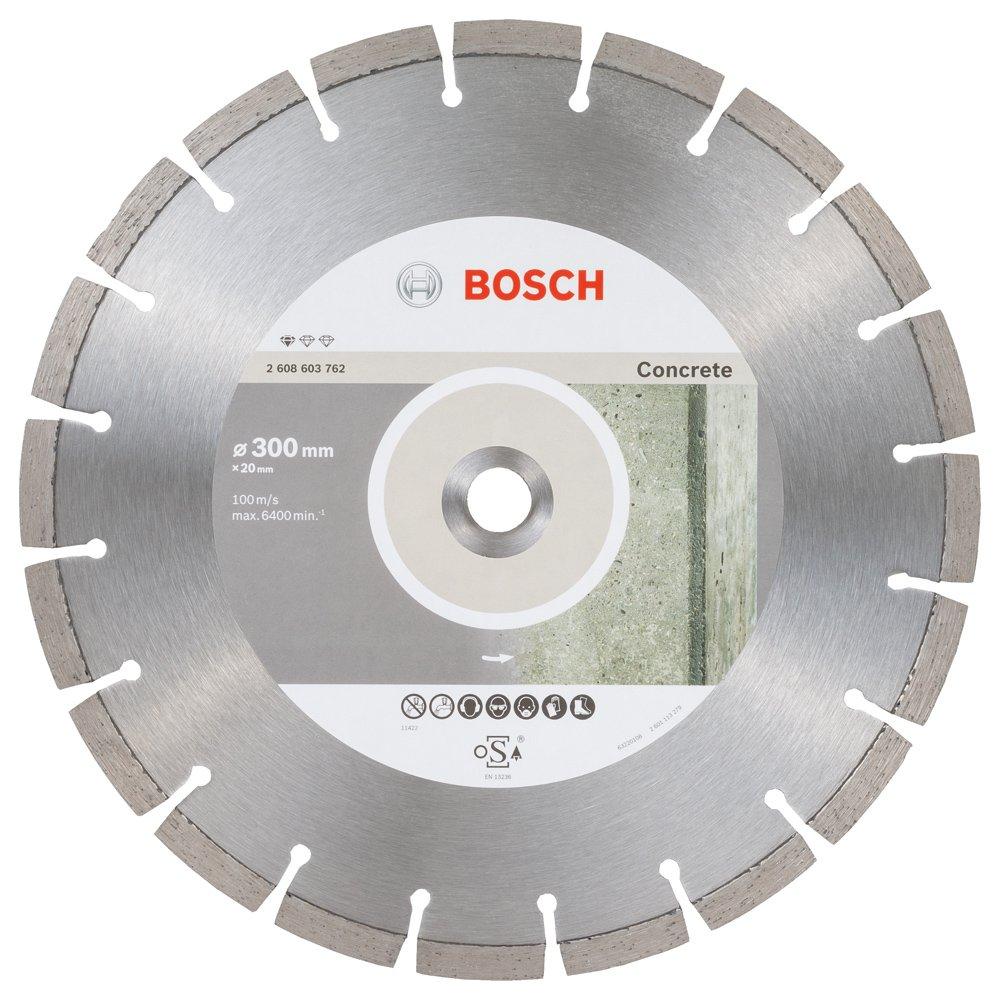 2608603762 BOSCH STANDARD FOR CONCRETE DIAMOND CUTTING DISC 300x20.00x2.8x10mm