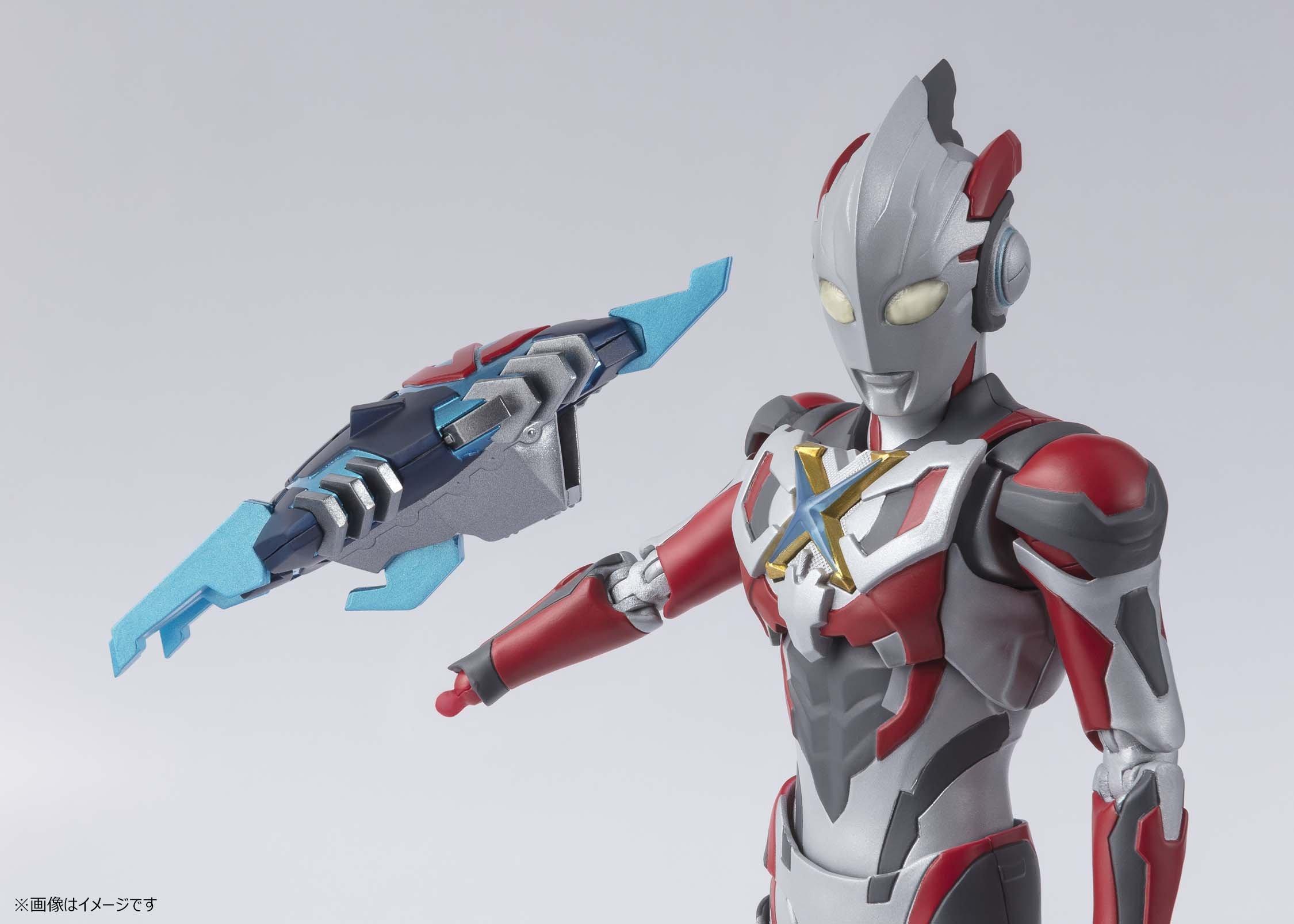 S.H.Figuarts Ultraman Jack approx 150mm ABS PVC Movable Figure Bandai Spirits