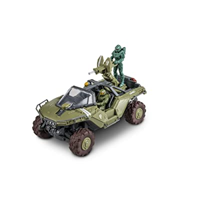 Revell Snaptite Build and Play Halo 5 Warthog Model Kit: Toys & Games