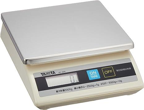 TANITA 卓上スケール (取引証明以外用) 5kg KD-200 (5kg)