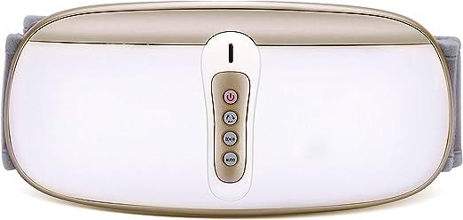 NNN Abnehmen G/ürtel Elektrische Vibrierende Gewicht Verlieren Magnet G/ürtel Massage Taille Fettabbau Artefakt Bier Bauch Shake Maschine