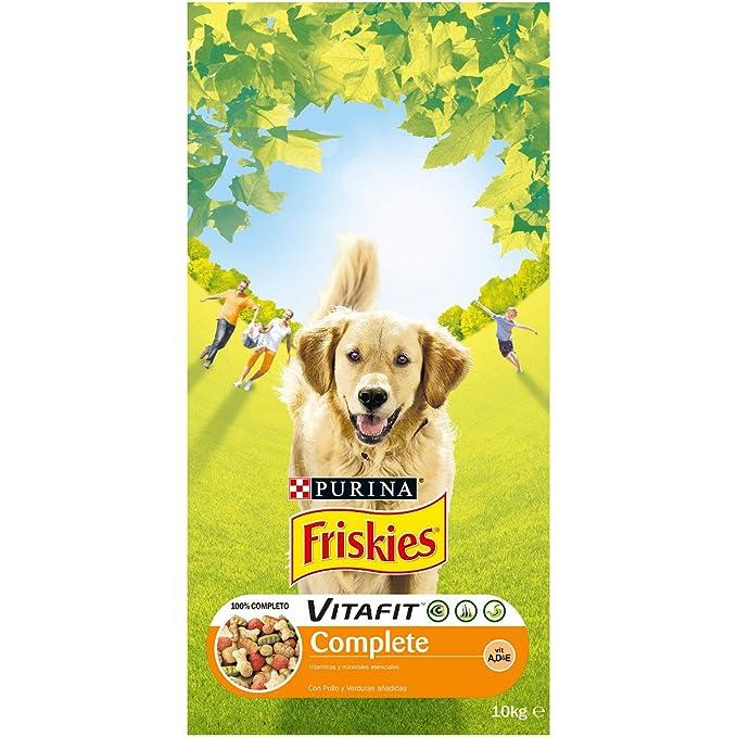 Purina Friskies Complete Comida para Perro, Seco - 10000 g: Amazon.es: Amazon Pantry