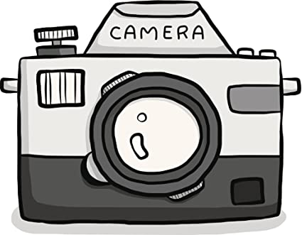 Image result for camera cartoon