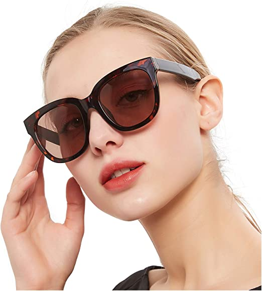 Women Retro Designer Mirrored Outdoor Fashion Sunglasses Eyewear Glasses