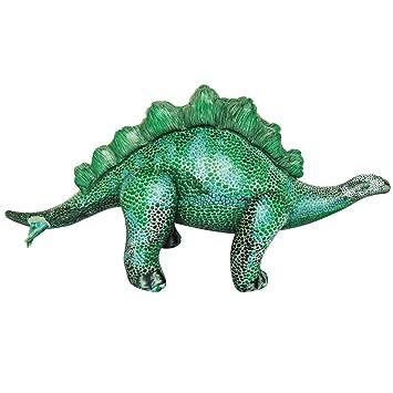Amazon.com: Inflable Stegosaurus, 46 pulgadas de largo ...