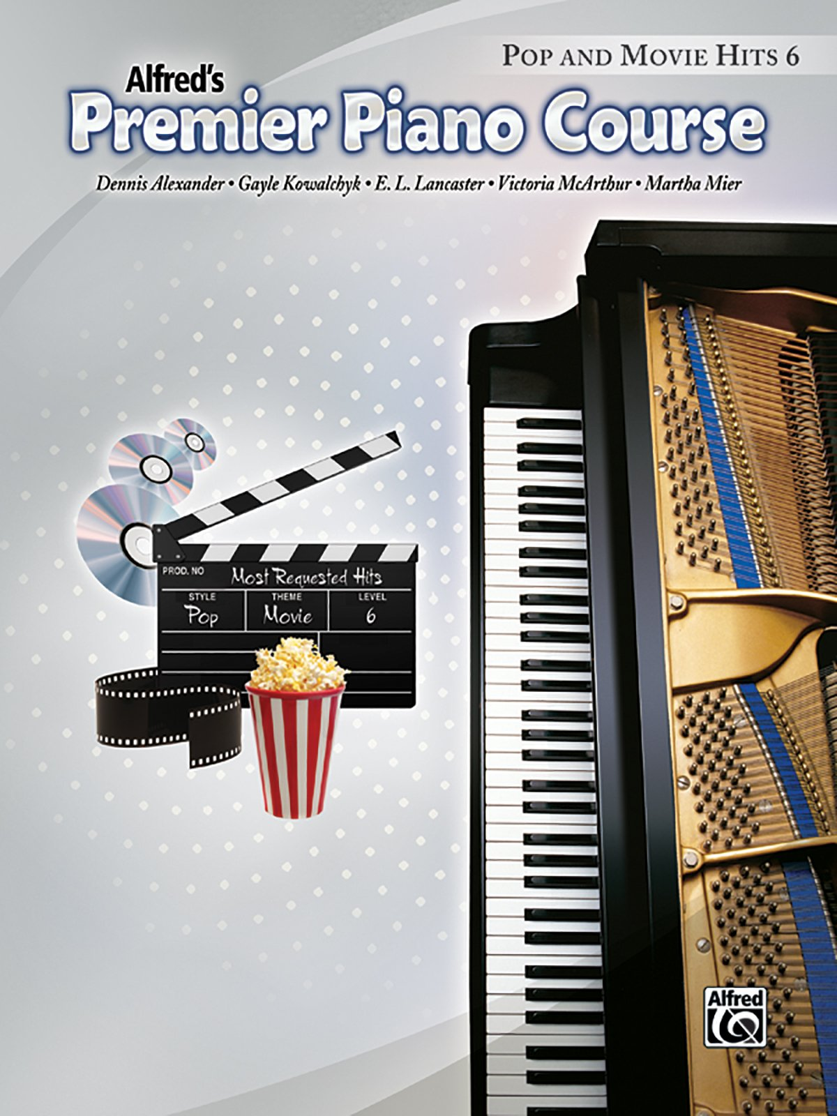 Premier Piano Course Pop and Movie Hits, Bk 6 PDF