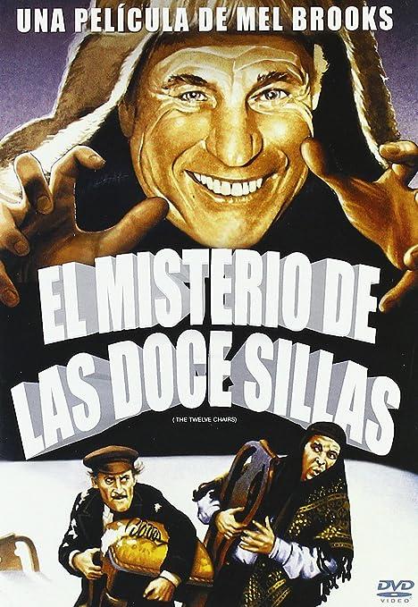 El Misterio De Las 12 Sillas [DVD]: Amazon.es: Mel Brooks ...