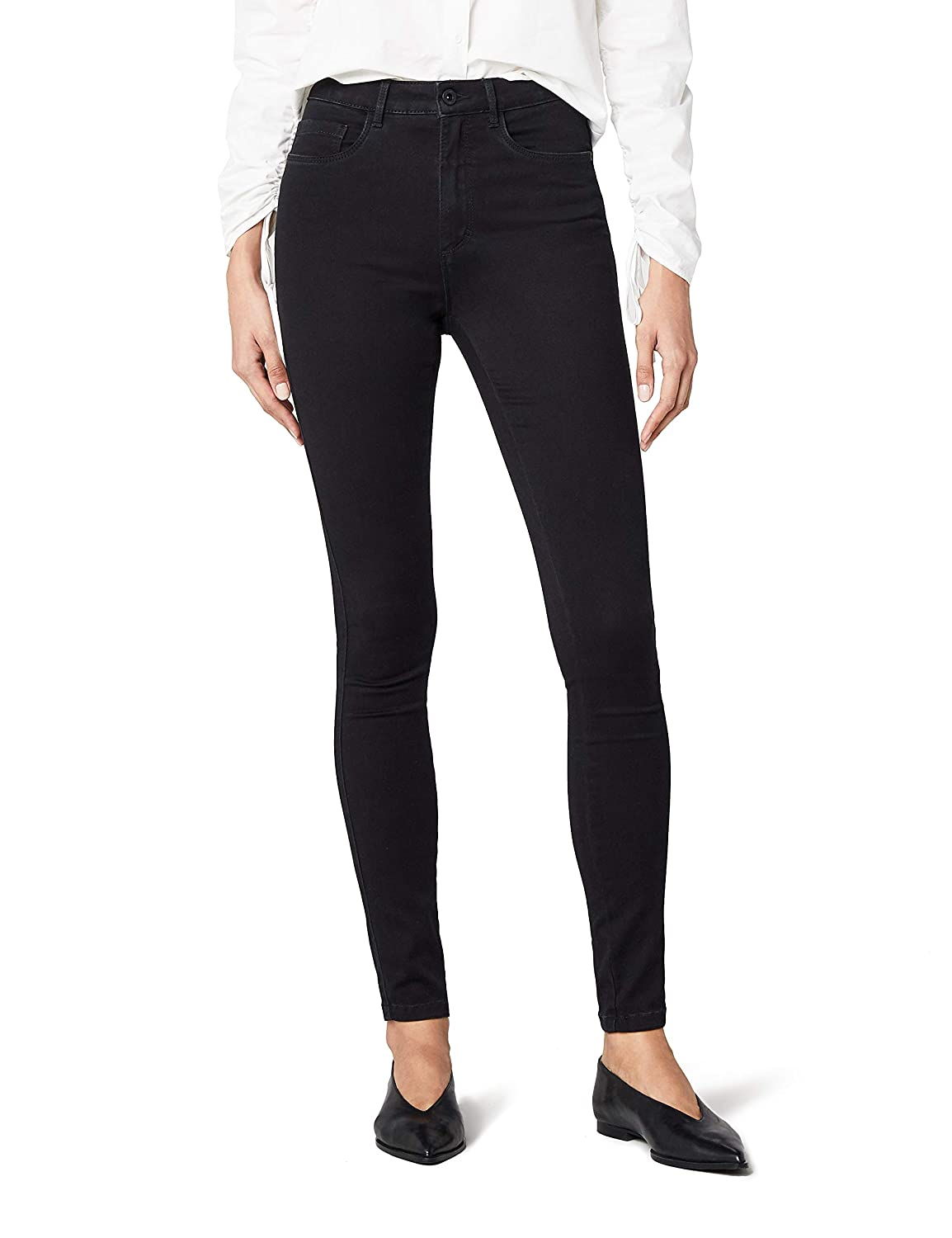 TALLA S (Talla Fabricante:32). Only Onlroyal High Sk Jeans Pim600 Noos, Jeans Skinny para Mujer