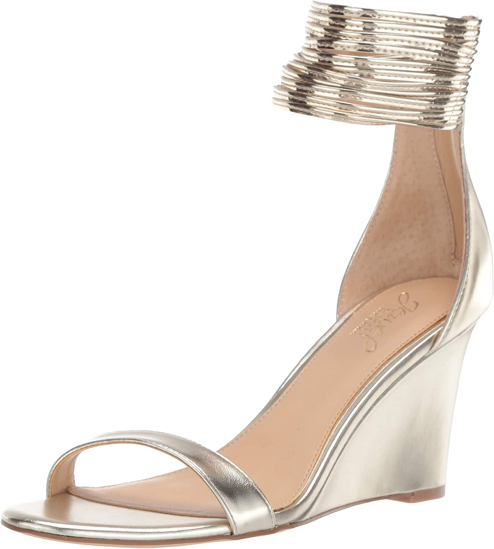 Jewel Badgley Mischka Women's Wedge Starry Max 65% OFF Sandal Over item handling ☆