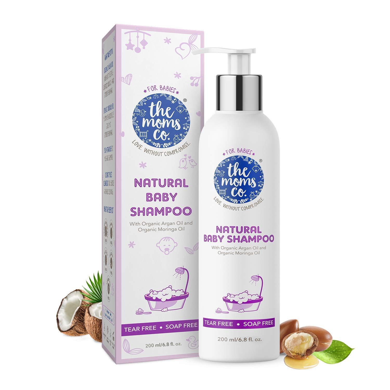 Tear-Free Natural Baby Shampoo