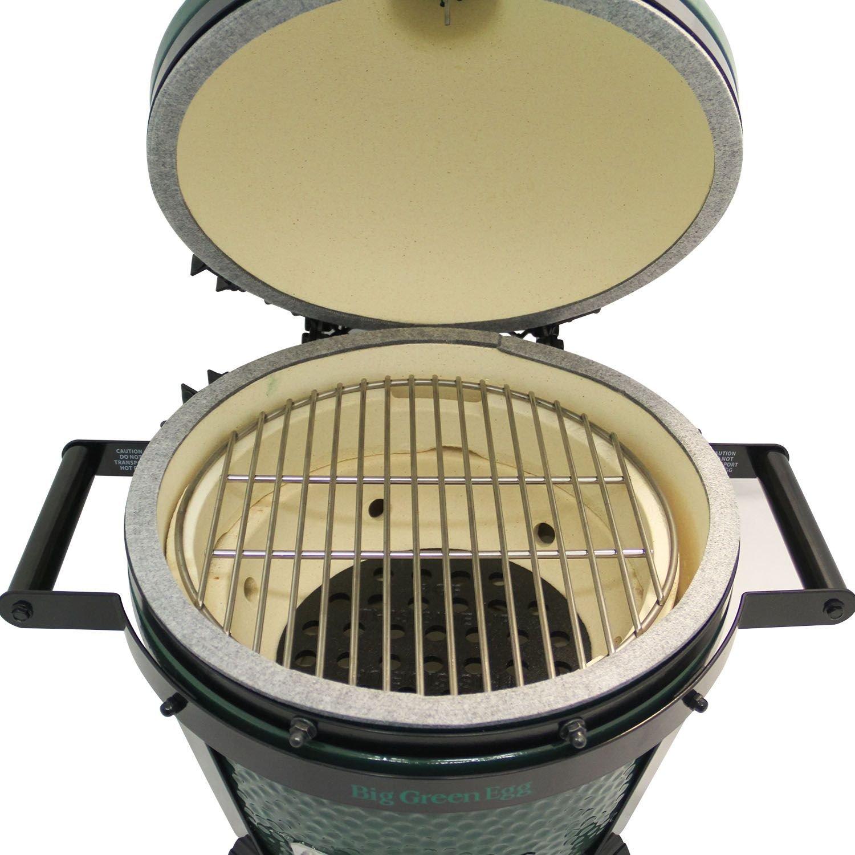 Big Green Egg Kamado Grill MiniMax Portable Outdoor Smoker barbeque BBQ by BIG GREEN EGG (Image #2)