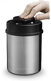 Amazoncom Coffeevac 1 lb The Ultimate Vacuum Sealed Coffee