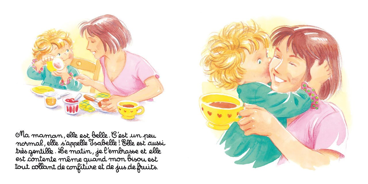 Juliette Et Sa Maman Doris Lauer 9782244491301 Amazon Com Books