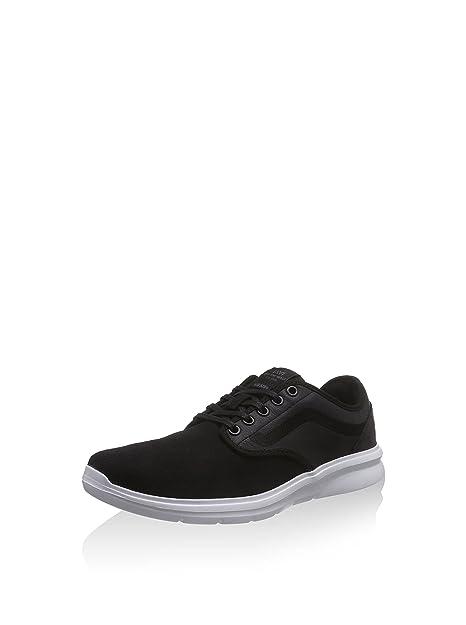 efd4d95ea36e8a Vans Iso 2 Wool Black White Sneakers Mens (8.5 Mens)  Amazon.ca ...