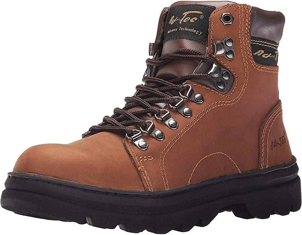 Crazy Horse Leather Hiker