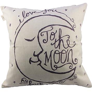 Amazon.com: HOSL 44CM44CM cobertor para almohadas o cojines ...