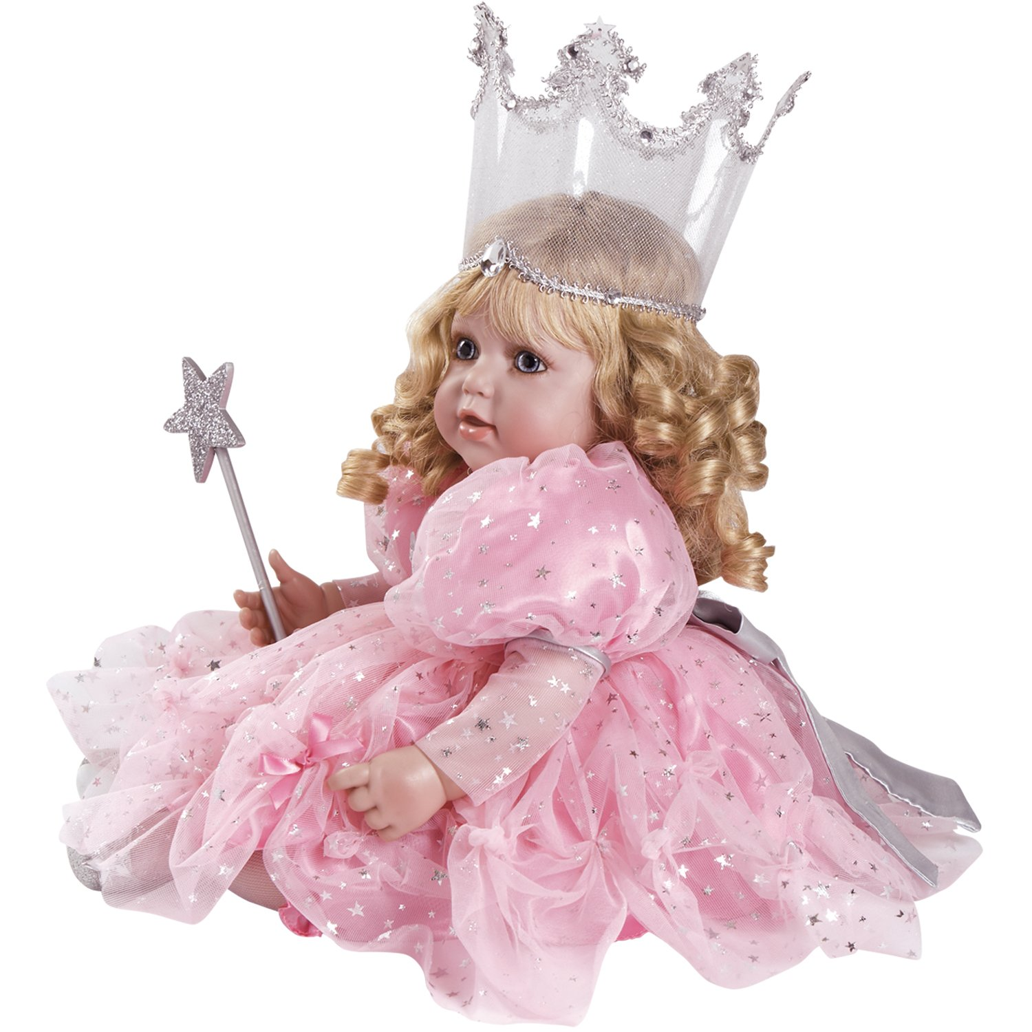 Amazon.com: Adora Toddler Wizard of Oz Glinda the Good Witch 20 ...