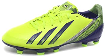 brand new 3b6d6 f3b8f adidas F30 TRX FG Bambino Scarpe da calcio, Verde, Taglia 36 23