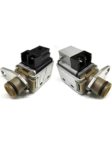 4L80E 1-2 A Shift Solenoid and 2-3 B Shift Solenoid Set 1991