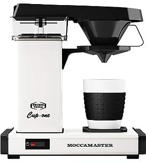 Cafetera de filtro 1,25 L, 1520 W Moccamaster KBG Select color amarillo pastel