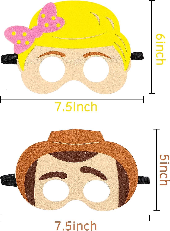 MAGIC SELECT 5 Estuches Porta mascaras en 5 Colores Distintos y en tama/ño Adecuado para Poder llevarlo Siempre contigo y 6 Hebillas Salva Orejas Incluidas en Este Pack