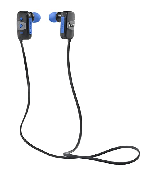 e2198dd7200 JAM Transit Mini Wireless Earbuds, Works with Iphone, Android, Sweat  Resistant, Commute