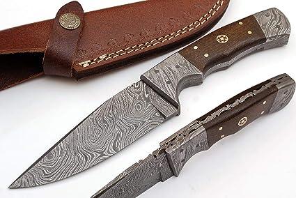 Amazon.com: SharpWorld TJ112 - Cuchillo de damasco de 10.0 ...