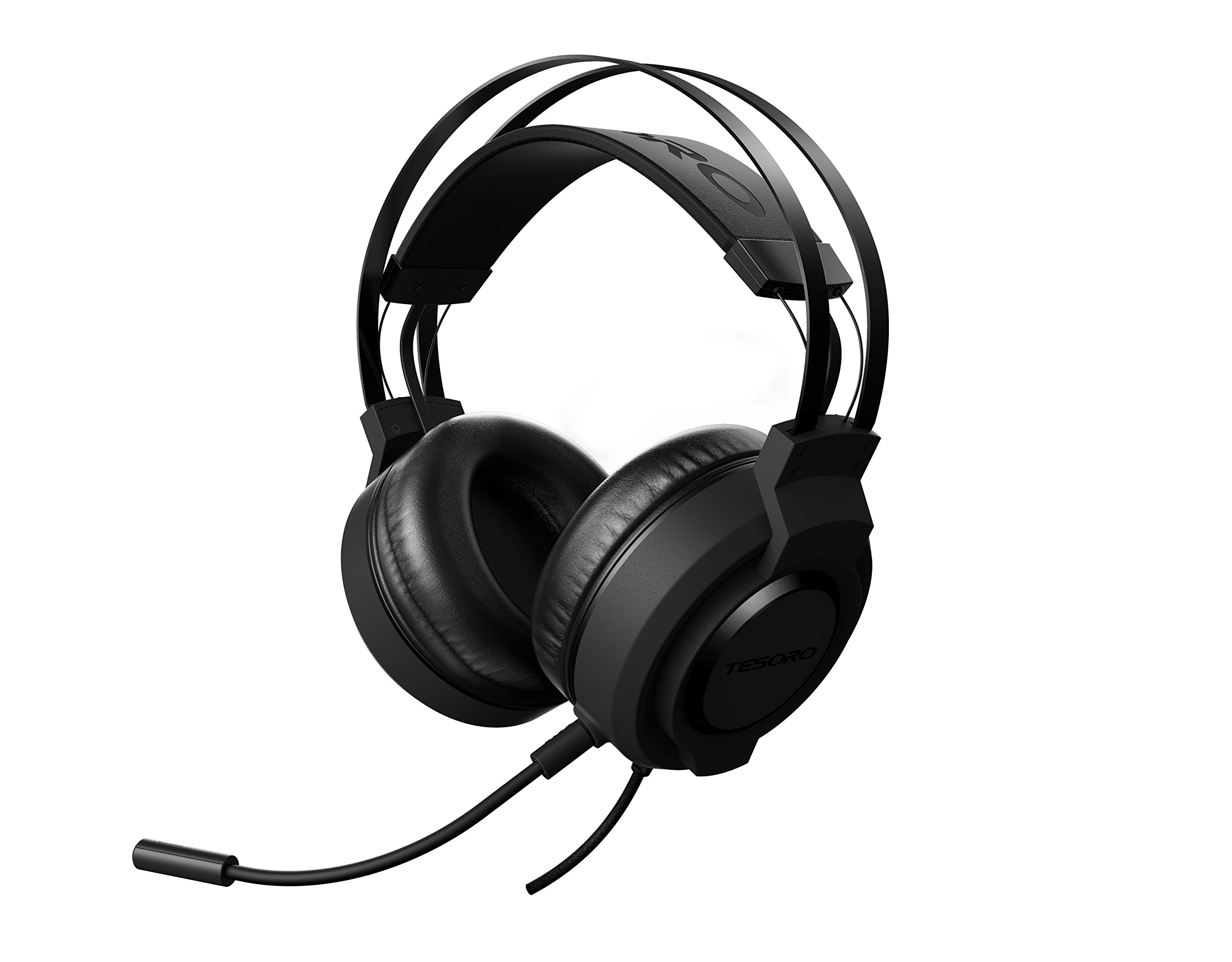 Tesoro Olivant A2 Pro Virtual 7.1 50 mm Noise Cancellation Microphone Gaming Headset (TS-A2-USB)